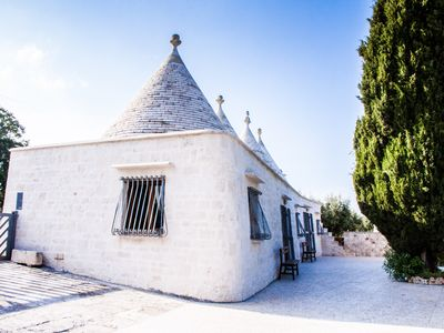 Photo for Know the fantastic Puglia, the sea and its traditions? Sweet Trulli !!