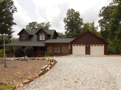 Photo for 2 Master Bedroom Home within 20 mins to Tryon Equistrian Center