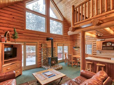 Photo for 40% OFF SPRING SPECIAL! Adventure Lodge near Yellowstone
