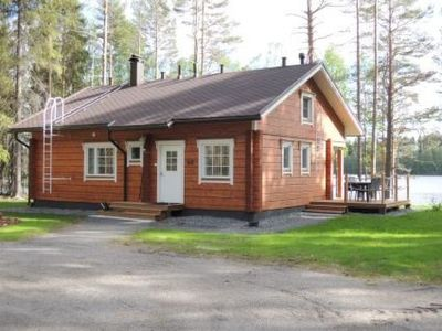 Photo for Vacation home Nesterin helmi in Eno - 6 persons, 2 bedrooms