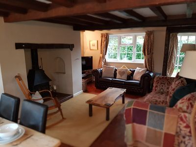 Photo for 4BR Cottage Vacation Rental in Burley, England