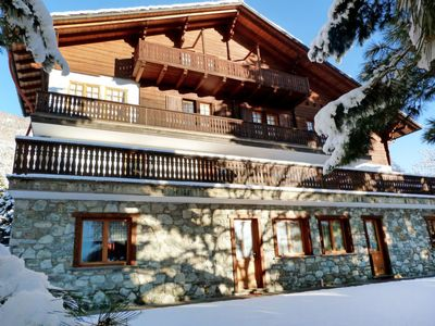 Photo for Apartment Aigle  in Sarre, Aosta Valley - 6 persons, 2 bedrooms