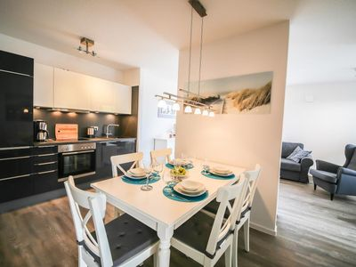 Photo for Apartment beach villa Augustusbad 110