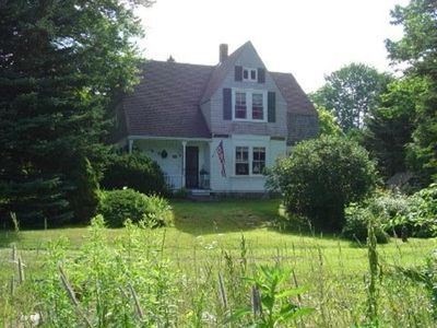Photo for Victorian Cottage in Northeast Harbor on Mount Desert Island-Sleeps 4-5-Pets ok!