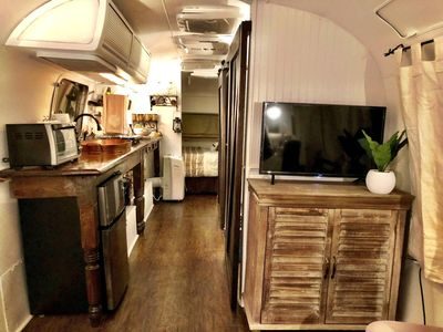 Photo for Tin Town This is 1974 Airstream has been rehabbed from top to bottom!
