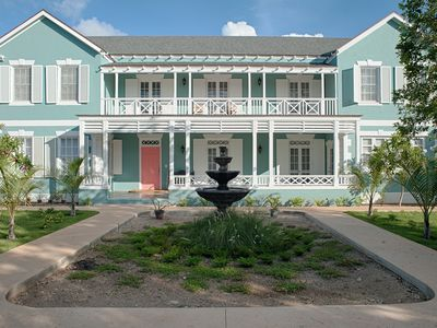 Windways...Stately Bahamian Estate House