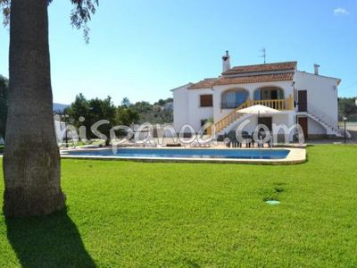 Photo for Renting a villa in Javea with large pool and lovely garden