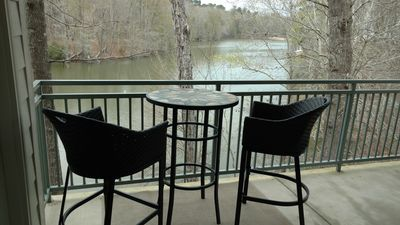 Photo for Beautiful 3 bd/3 ba  Lake Front Condo - Newly Renovated