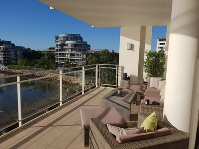 Photo for 2BR Apartment Vacation Rental in Wentworth Point, NSW