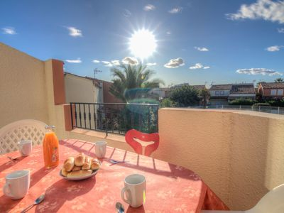 Photo for Apartment Les Andalouses in Cap d'Agde - 4 persons, 2 bedrooms