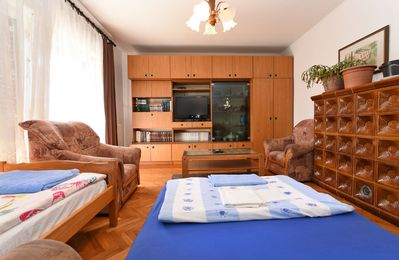 Photo for Apartment for 6 persons with 2 extra beds and 4 bedrooms (ID 118)