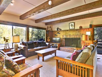 Photo for FREE DAILY ACTIVITIES! Spacious Alpine Meadows Winter Home. DOG FRIENDLY! Close to Squaw and Tahoe City and all the summer recreation you can think of!
