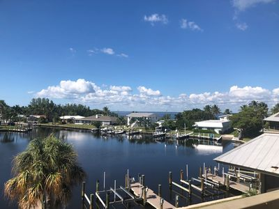 Photo for Beautiful waterfront condo, with boat slip, awaits you.