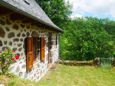 Photo for Small Auvergne house in mountain hamlet