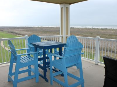 Photo for Beachfront!! Book Now for Vacation Fun at Sapphire Beach!