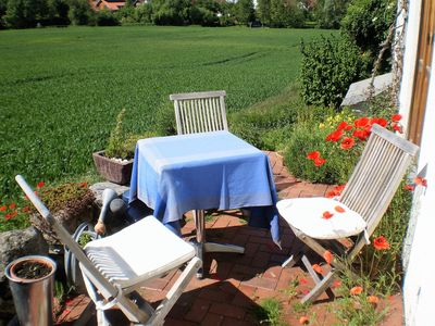Photo for quiet Lake Constance oasis in the countryside with cat care