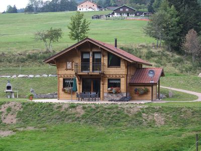 Photo for Chalet 2 to 6 people, accep animals, Wifi, 10 minutes from Gerardmer and La Bresse