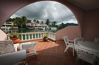Photo for Waterfront Villa, Views of the Sleeping Mountain