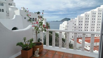 Photo for Private 4 story home in the Las Hadas Peninsula