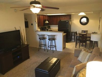 Photo for Updated 2BR 2Bath Condo w/2 Pools & Fitness Center