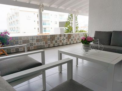 Photo for Sonia's Angel House- 300 meters from the Beach, Newly Renovate Central Apartment