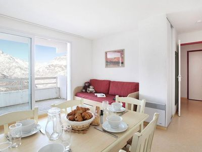 Photo for The Residence and Chalets Odalys Puy Saint Vincent ** - 2 Rooms 4 People