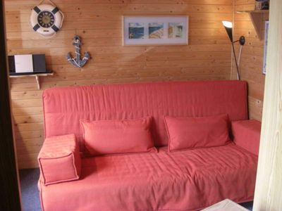 Photo for Bungalow 2 - Haus Traumblick