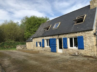 Photo for A Cosy Gite in the Brittany Countryside