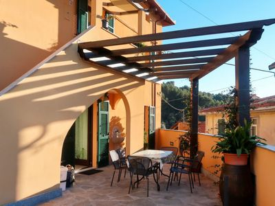 Photo for Castellaro Apartment, Sleeps 6 with Air Con and WiFi