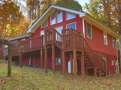 Photo for 1BR Cabin Vacation Rental in Hendersonville, North Carolina