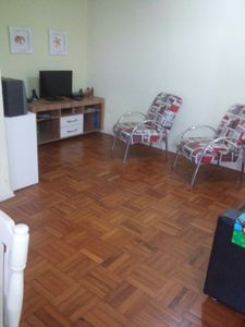 Photo for Apartment located 1/2 block from the beach - Pitangueiras, well furnished