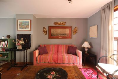 Beautiful apartment in the trendy and artsy Barranco district.