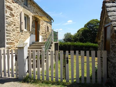 Photo for Gîte les Cayroux, in the countryside, calm, restful with very beautiful panorama