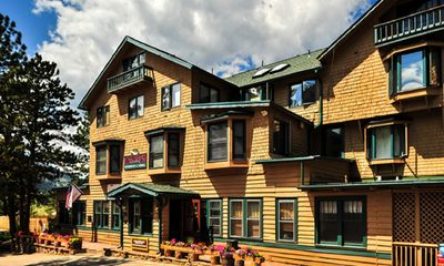 Photo for Two Bedroom Condo at Historic Crags Lodge, Estes Park, CO