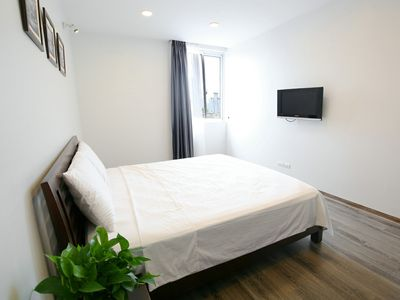 Photo for 2 bedroom apartment near Lotte, Dao Tan, Daewoo
