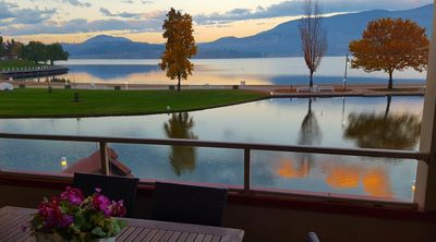 Photo for spectacular waterfont condo in the heart of Kelowna