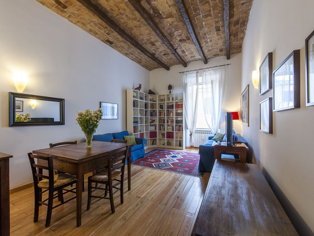 Beautiful Apartment Close To Vatican Family Friendly