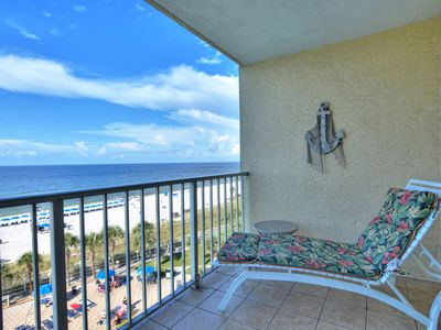Photo for 1-Bedroom Beach-front Condo by Resort Collection - VIP Condo!
