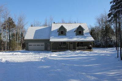 Welcome to 75 Mountain View Drive in Jay, VT!