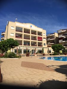 Photo for Family friendly holiday apartment in lovely Cabo Roig, Alicante, Spain