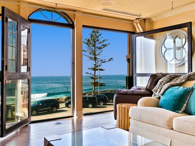 Photo for 20% OFF JUNE/10% OFF JUL - Elegant Oceanfront Home in La Jolla Village w/ Spa