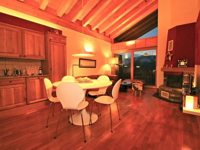 Photo for Stylish loft with great panoramic views