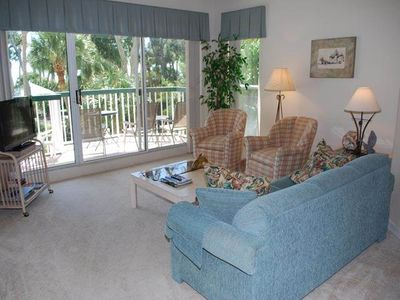 Photo for Pet friendly in Palmetto Dunes-106 Barrington Arms