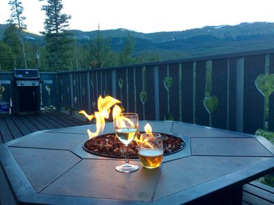 Photo for Close to Town & Skiing/Hiking, Stunning Views, Private Hot Tub