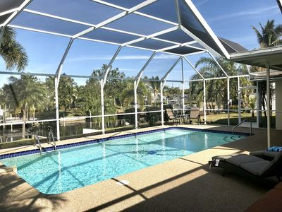 Photo for Waterfront Retreat Near Cape Coral Yacht Club