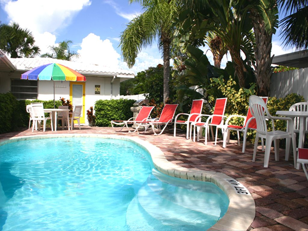 Clearwater Beach Cottage W Heated Pool Sleeps 2 Fully Equipped Clearwater Beach Florida North