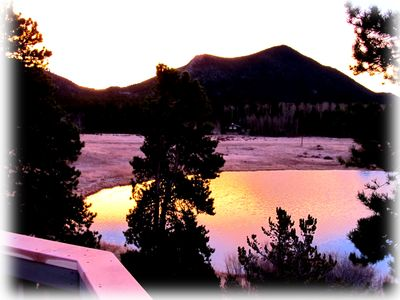 Photo for Peaceful Lake Home in the Rocky Mountains - Close to Parks, Denver, Boulder....