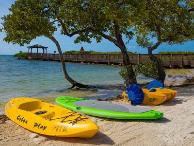 Photo for Key Largo 2 Bedroom Suite w/private beach & pool