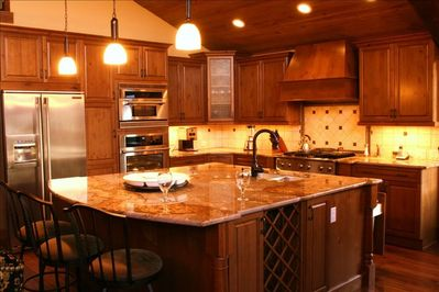 Fully stocked Kitchen everything you will need is here