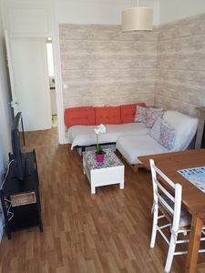 Photo for Beach, shopping street and quiet apartment in Berck :)